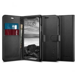 SPIGEN WALLET S IPHONE X/XS BLACK