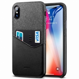 ESR METRO IPHONE X/XS BLACK/GREY