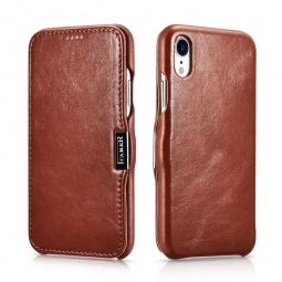 ICARER VINTAGE IPHONE XR BROWN
