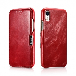 ICARER VINTAGE IPHONE XR RED