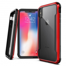 X-DORIA DEFENSE SHIELD IPHONE X/XS RED