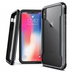 X-DORIA DEFENSE SHIELD IPHONE XS MAX BLACK