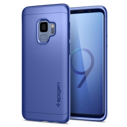 SPIGEN THIN FIT 360 GALAXY S9 CORAL BLUE