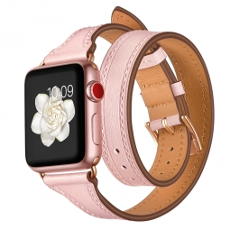 TECH-PROTECT LONGCHARM APPLE WATCH 1/2/3/4 (42/44MM) PINK/GOLD