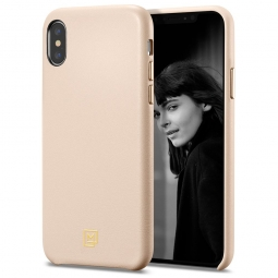 SPIGEN LA MANON CALIN IPHONE X/XS PALE PINK