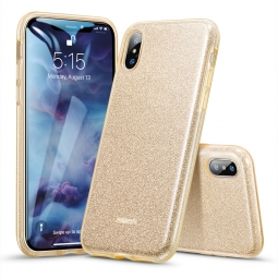 ESR MAKEUP IPHONE XS MAX CHAMPAGNE GOLD