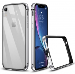 ESR CROWN IPHONE XR SILVER