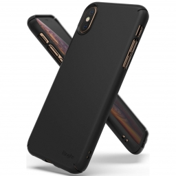 RINGKE SLIM IPHONE X/XS BLACK