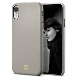 SPIGEN LA MANON CALIN IPHONE XR OATMEAL BEIGE