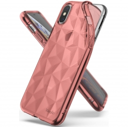 RINGKE AIR PRISM IPHONE X/XS ROSE GOLD