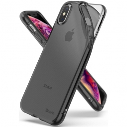 RINGKE AIR IPHONE XS MAX SMOKE BLACK