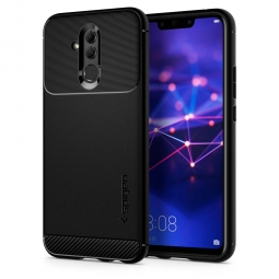 SPIGEN RUGGED ARMOR HUAWEI MATE 20 LITE BLACK
