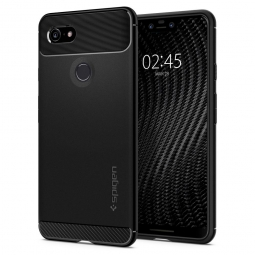SPIGEN RUGGED ARMOR GOOGLE PIXEL 3 XL BLACK