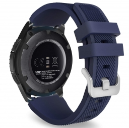 TECH-PROTECT SMOOTHBAND SAMSUNG GALAXY WATCH 46MM MIDNIGHT BLUE