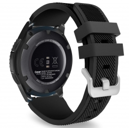 TECH-PROTECT SMOOTHBAND SAMSUNG GALAXY WATCH 46MM BLACK