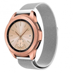 TECH-PROTECT MILANESEBAND SAMSUNG GALAXY WATCH 42MM SILVER