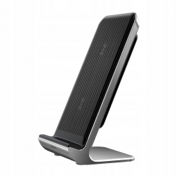 BASEUS P09 WIRELESS CHARGING PHONE STAND BLACK