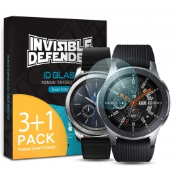 SZKŁO HARTOWANE RINGKE ID-4PACK GALAXY WATCH 46MM CLEAR