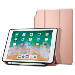 "SPIGEN SMART FOLD ""2"" IPAD 9.7 2017/2018 ROSE GOLD"