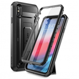 SUPCASE UNICORN BEETLE PRO IPHONE XS MAX BLACK