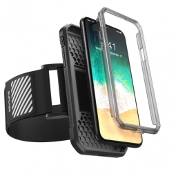 SUPCASE SPORT ARMBAND IPHONE X/XS BLACK