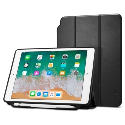 "SPIGEN SMART FOLD ""2"" IPAD 9.7 2017/2018 BLACK"
