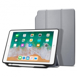 "SPIGEN SMART FOLD ""2"" IPAD 9.7 2017/2018 SPACE GREY"